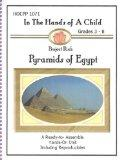 Egyptian Pyramids (In the Hands of a Child: Project Pack Continent Study)