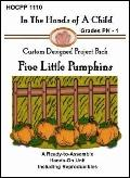 Hocpp 1110 Five Little Pumpkins