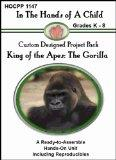 Gorillas (In the Hands of a Child: Custom Designed Project Pack)