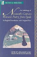 Anthology of Nineteenth-century Women's Poetry from Spain: In English Translation