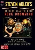 Steven Adler's Getting Started with Rock Drumming: Taught by the Legendary Former Guns N' Ro...