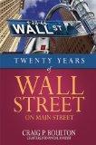 Twenty Years of Wall Street on Main Street