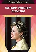 Hillary Rodham Clinton: Politician