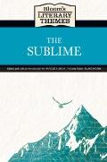The Sublime (Bloom's Literary Themes)