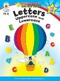 Letters: Uppercase and Lowercase (Home Workbooks)