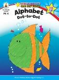 Alphabet: Dot-to-Dot (Home Workbooks)