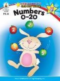 Numbers 0-20 (Home Workbooks)