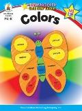 Colors (Home Workbooks: Gold Star Edition)