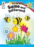 Same and Different (Home Workbooks: Gold Star Edition)