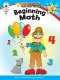 Beginning Math (Home Workbooks: Gold Star Edition)