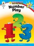 Number Play (Home Workbooks: Gold Star Edition)