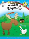 Word Play: Rhyming (Home Workbooks: Gold Star Edition)