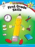 First Grade Skills (Home Workbooks: Gold Star Edition)