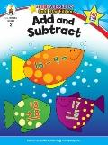 Add and Subtract (Home Workbooks: Gold Star Edition)