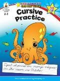 Cursive Practice (Homeworkbooks Gold Star Edition)