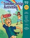 Summer Bridge Activities: Bridging Grades Seventh to Eighth