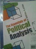 Essentials of Political Analysis, 3rd Edition + SPSS Companion to Political Analysis, 3rd Ed...