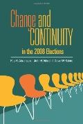 Change and Continuity in the 2008 Elections