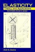 Elasticity: Theory and Applications