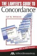 The Lawyer's Guide to Concordance