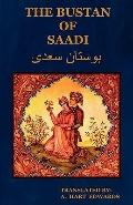 The Bustan Of Saadi (The Garden Of Saadi)