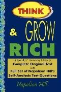 Think and Grow Rich: Hard Cover: Complete Original Text: Special 70th Anniversary Edition