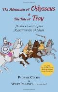 Adventures of Odysseus and the Tale of Troy (Laminated Hardcover - Illustrated)