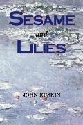 Sesame and Lilies (Lectures)