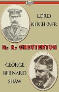 Lord Kitchener And George Bernard Shaw