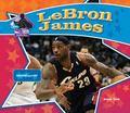 Lebron James: Basketball Superstar (Big Buddy Biographies Set 3)