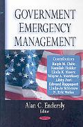 Government Emergency Management