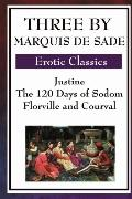 Three By Marquis De Sade