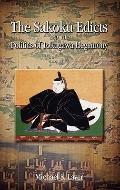The Sakoku Edicts and the Politics of Tokugawa Hegemony