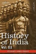 HISTORY OF INDIA, in nine volumes: Vol. III - Mediaeval India from the Mohammedan Conquest t...