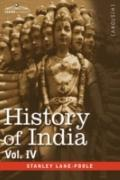 HISTORY OF INDIA, in nine volumes: Vol. IV - Mediaeval India from the Mohammedan Conquest to...
