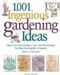 1001 Ingenious Gardening Ideas