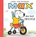 Max on His Bike