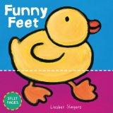 Funny Feet (Funny Board Books)