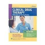 Clinical Drug Therapy: Rationales for Nursing Practice 8th Ed + Nursing 2009 Student Drug Ha...