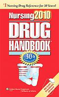 Nursing2010 Drug Handbook with Web Toolkit