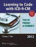 Learning to Code with ICD-9-CM 2012