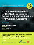 A Comprehensive Review for the Certification and Recertification Examinations for Physician ...