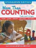 More Than Counting : Math Activities for Preschool and Kindergarten