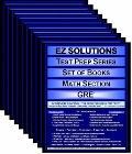 EZ Solutions - Test Prep Series - Set of Books - Math Section - GRE (9 Premium Books) (Ez So...