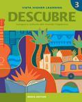Descubre Media Edition Level 3 Student Edition