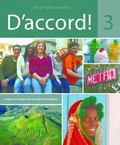 D'Accord! Level 3 Student Edition