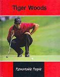 Tiger Woods (Remarkable People)