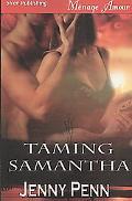 Taming Samantha [Sea Island Wolves 2]