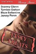 Tasty Treats Anthology, Vol. 3: Man to Man, Boiling Point, Swan Song, Claiming Kristen (Sire...
