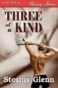 Three of a Kind [Lovers of Alpha Squad 4] (Siren Menage Amour 62)